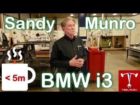 #169 BMW i3 a Sandy Munro | Teslacek