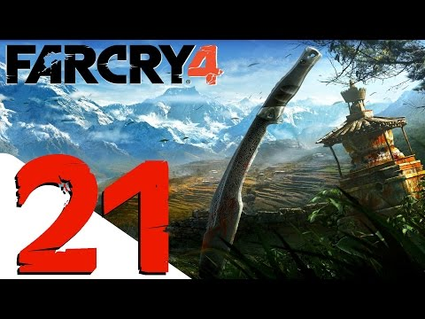 Far Cry 4 - Gameplay Walkthrough Part 21 - Attack on Pagan Min's Fortress (Final Mission)