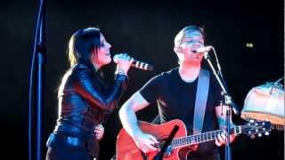 """Tom Lüneburger & Stefanie Kloß """"We are One"""" @Erfurt, Messehalle [HD]"""