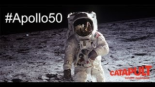 One Small Step for the Catapult I Apollo 50