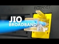 Reliance  JioFiber Home Broadband Trial