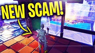 *NEW SCAM* Edit Through Walls Scam UPDATED BEWARE! Scammer Gets Exposed In Fortnite Save The World
