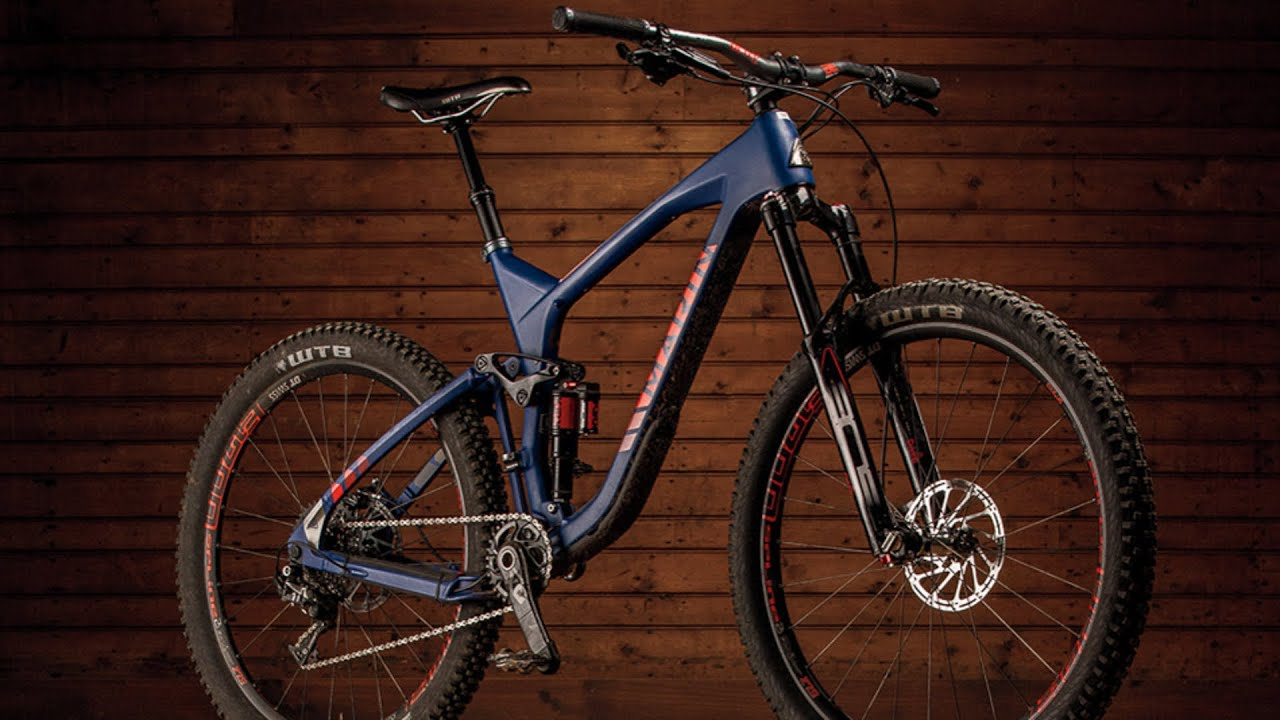 a9188b46e7f Marin Attack Trail 9 – 2016 Bible of Bike Tests - YouTube