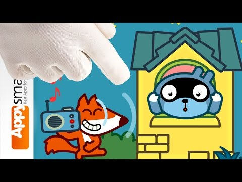 Kids Story Time - educational interactive story from Pango Studio [iPad/iPhone/Android]