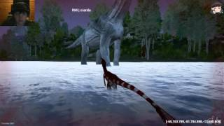 lets play the isle:We Are Dinos