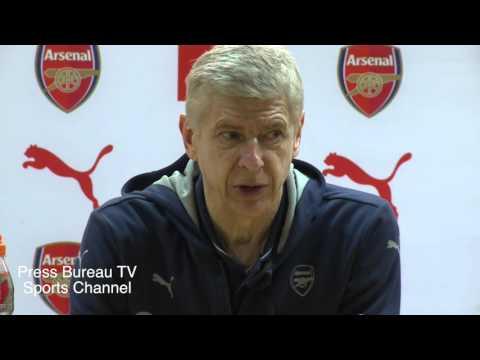 Arsene Wenger reaction Arsenal vs Newcastle