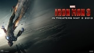 Iron Man 3 Extended Big Game Look (2013) Marvel Movie