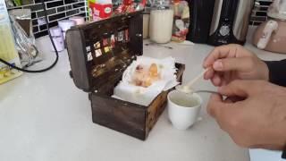 Kuşçu Mesut Abi |  Yavru kanarya elle besleme | Baby Canaries hand feeding
