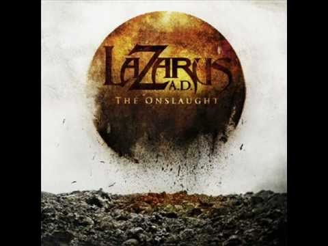 Lazarus A.D. The Onslaught (Full Album)