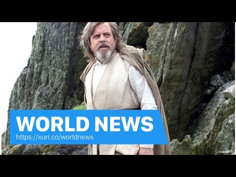 World News - Mark Hamill showed the original Star Wars: The Force Awakens ends that Rian Johnson ha
