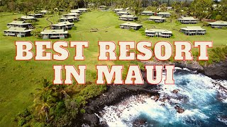 BEST RESORT IN MAUI - HANA MAUI RESORT   Top Hotels in Hawaii