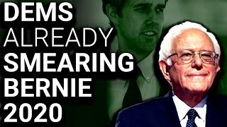 "Dems Screwing Up on Bernie's Fake ""War on Beto"""
