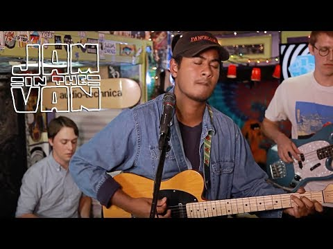 """CAMPUS SECURITY - """"Been There Before"""" (Live at JITV HQ in Los Angeles, CA 2017) #JAMINTHEVAN"""