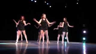 Alma College Dance Company 2013 Student Choreography Concert - Sea Lion Woman