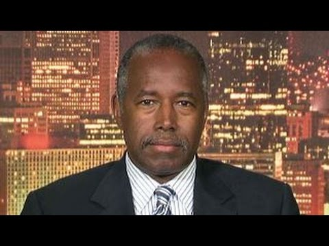 Ben Carson Donald Trump Will Learn Lot From This Debate