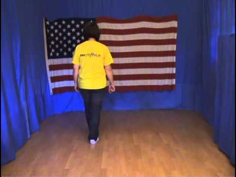 Line Dance deutsch Electric Strut