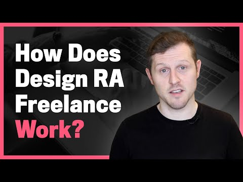 How does Design Recruitment Agency freelance work?