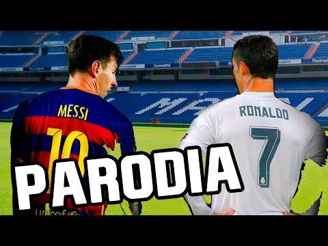 Tiki Tiki - Real Madrid 0 - Barcelona 4 (Picky - Joey Montana Parody)