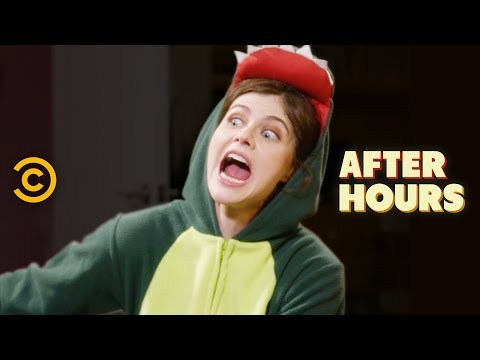 Ever Wanted to Date Alexandra Daddario? This Might Change Your Mind - After Hours with Josh Horowitz thumbnail