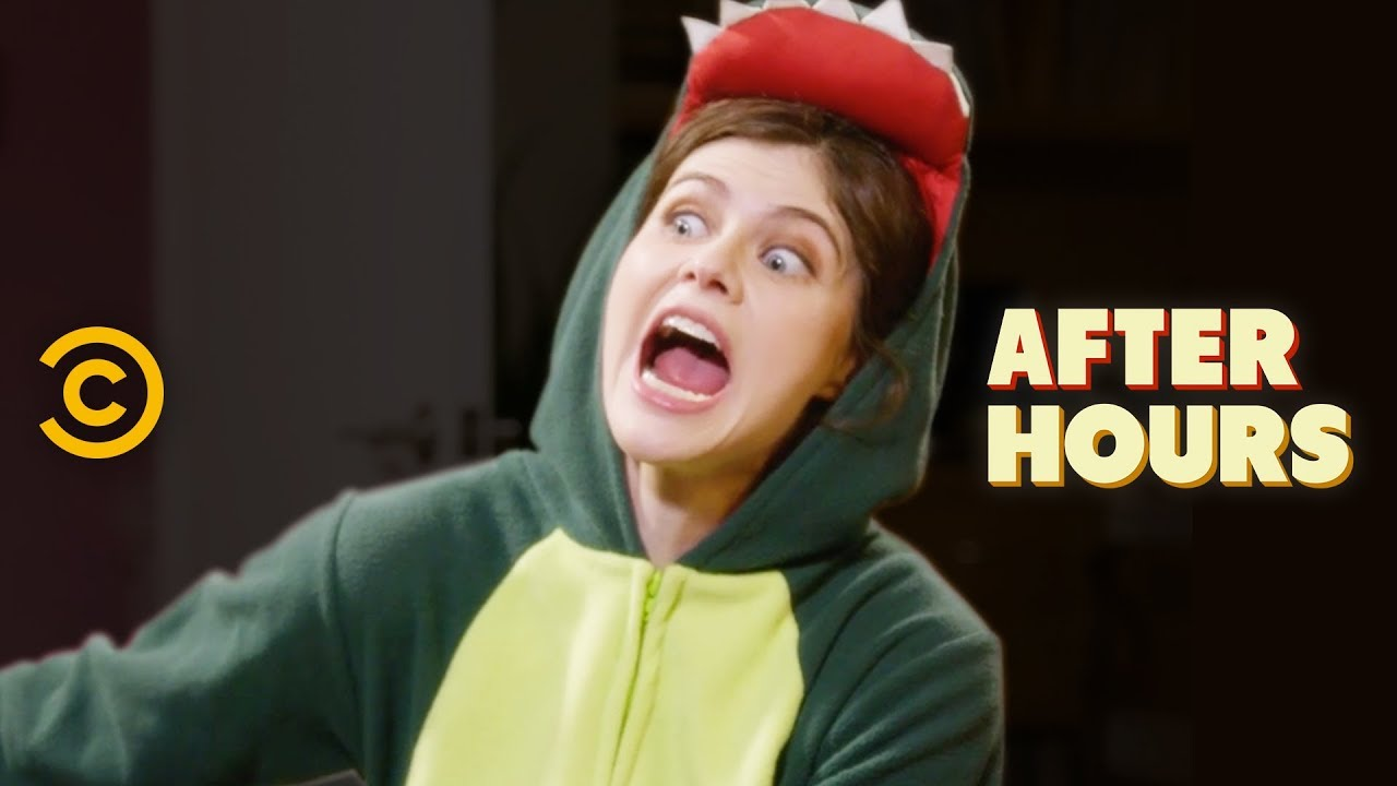 Ever Wanted to Date Alexandra Daddario? This Might Change Your Mind - After Hours with Josh Horowitz