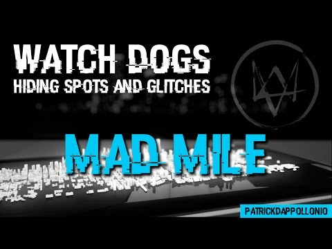 Watch Dogs Online Hacking - Hacking a camper in the Merlaut Underwater Glitch