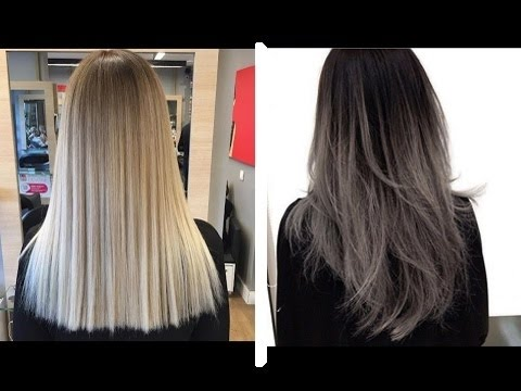 Coupes De Cheveux Long (Long Hair Cuts) - YouTube