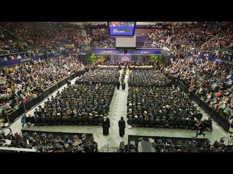 2015 UW Bothell Commencement