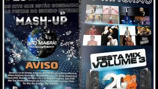 DJ VJ Magrao Festa Mix Volume 3 08/2014