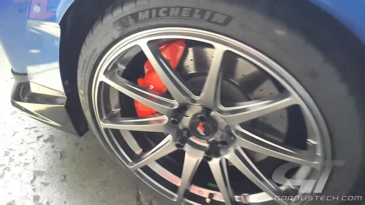 Japan Racing Jr11 Hyper Black 19x8 5 Et40 5x120 Youtube