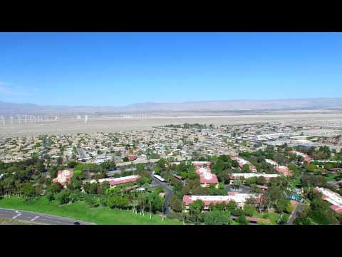Palm Springs Drone | View From Above