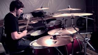 Clouds Over California - DevilDriver (DRUM COVER)