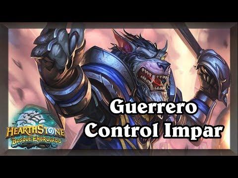 Guerrero Control, regresa la vieja gloria [Hearthstone]