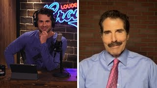 Surviving As A Right-Winger in Media (John Stossel Uncut) | Louder With Crowder
