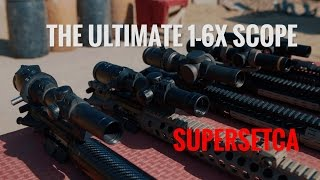 AR-15 The Ultimate 1-6X Scope