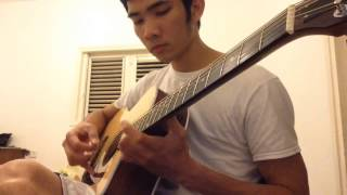Because i'm stupid -ss501 fingerstyle guitar