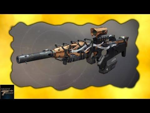 Destiny 2 Curse Of Osiris Garden Progeny 1 Legendary Scout Rifle Review