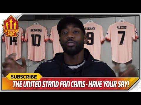 Rants! Trashley Young FC! Barcelona 3-0 Manchester United Match Reaction
