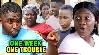 One Week One Trouble Season 5&6 -(NEW MOVIE) Mercy Johnson & Onny Micheal 2020 Latest Nigerian Movie