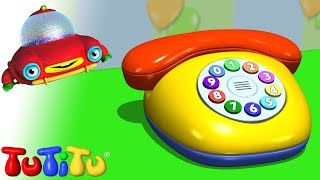 Repeat youtube video TuTiTu Toys | Phone