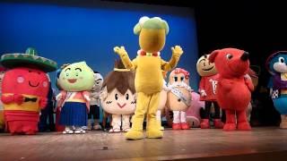 館山市マスコットキャラクター「ダッペエ」