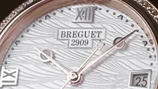 Breguet La Marine Dame 9518BR