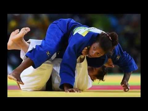 Brazil's Olympic golden girl Rafaela Silva brings hope to a lost generation