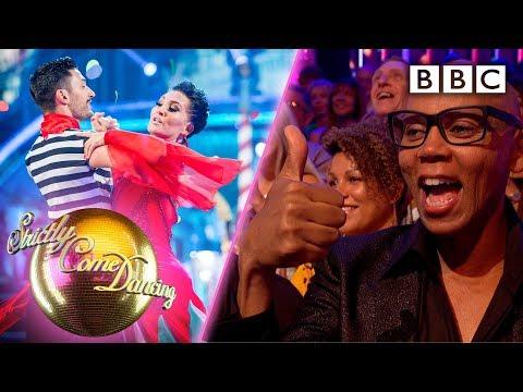 RuPaul boosts bestie Michelle Visage  ❤️👏 - BBC Strictly 2019