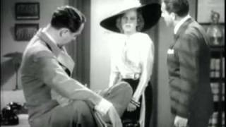 Libeled Lady 1936 Official Trailer (Nominated Oscar / Best Picture)