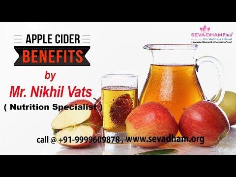 Apple Cider Vinegar By Nikhil Vats ( Nutrition Specialist ) @ Seva Dham Plus