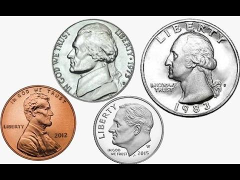 10 Coins Found In Pocket Change Worth Good Money - YouTube