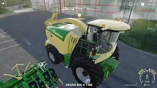 Farming Simulator 19 - Making Proffits - Unrealistic Felsbrunn - Timelapse #4