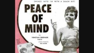 Watch Teresa Brewer Peace Of Mind video