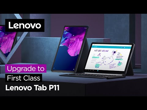 All New Lenovo P11 Tab Is Here! | Features, Specifications & Best Deals | Lenovo India