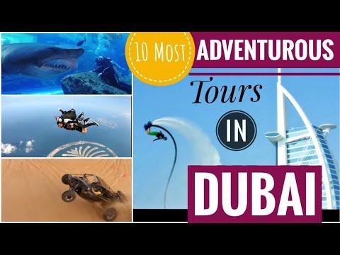 2021 Dubai Travel Bucket List / Dubai Tours/ Top Thrilling experiences in Dubai #IndiansAbroad